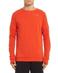 Sudadera Adidas de hombre de color Orange