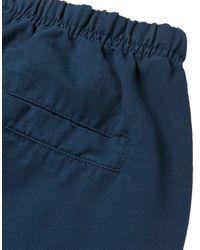 Mollusk Bermudashorts in Blue für Herren