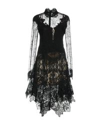 Jonathan Simkhai Black Short Dress