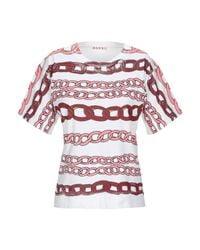 T-shirt di Marni in White
