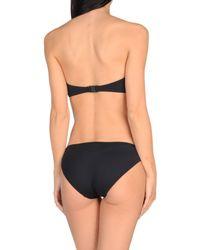 Proenza Schouler Black Bikinis