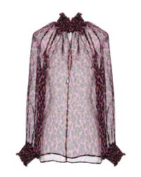 Marco Bologna Pink Blouse