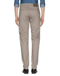 Nicwave Gray Casual Trouser for men