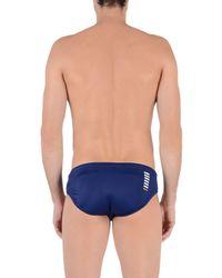 EA7 Blue Swim Brief for men