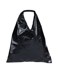 MM6 by Maison Martin Margiela Black Handtaschen