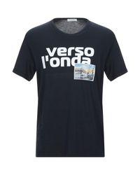 Paolo Pecora T-Shirt für Herren in Blue für Herren