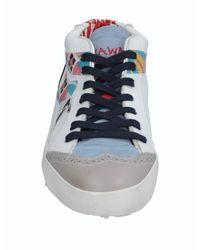 Ishikawa Gray Low-tops & Sneakers