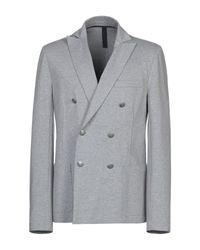 Veste Harris Wharf London pour homme en coloris Gray