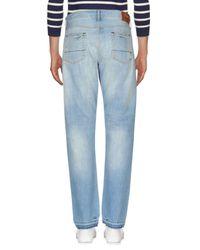 Jean Shop Blue Denim Pants for men