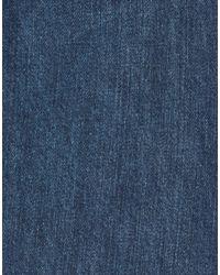 Pantalon en jean Edwin pour homme en coloris Blue