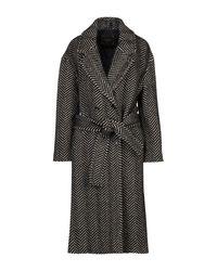 Cappotto di Paltò in Black