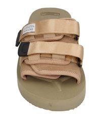 Suicoke Natural Sandals