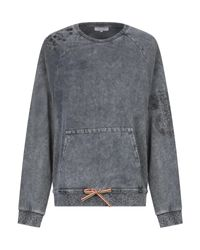 Les Benjamins Sweatshirt in Gray für Herren