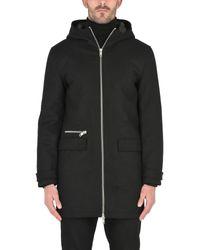 Minimum Black Coat for men