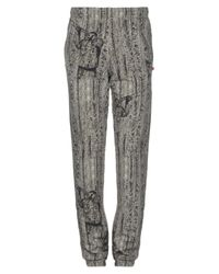 Pantalone di Off-White c/o Virgil Abloh in Gray da Uomo
