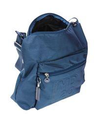 Mandarina Duck Blue Cross-body Bag