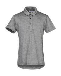 Orlebar Brown Poloshirt in Gray für Herren
