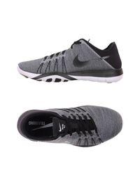 Nike - Gray Low-tops & Sneakers - Lyst