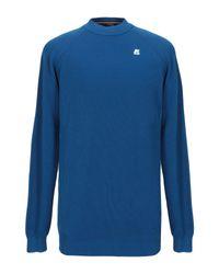 Pullover K-Way pour homme en coloris Blue
