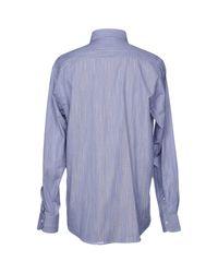 Brixton Blue Shirt for men