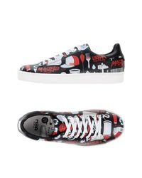 MOA Black Low-tops & Sneakers for men