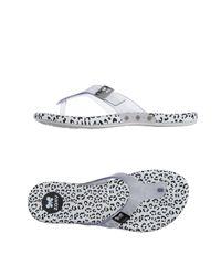 Zaxy Multicolor Toe Strap Sandal