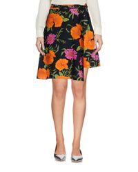 Balenciaga Black Mini Skirt