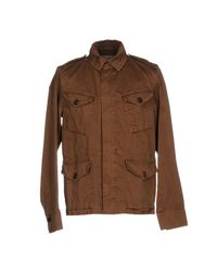 Esemplare - Brown Jacket for Men - Lyst