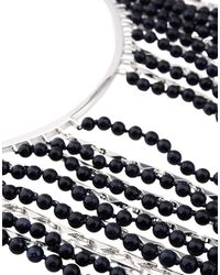 Eddie Borgo - Black Necklaces - Lyst