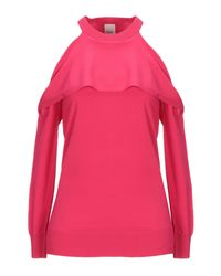 Pinko Red Sweater
