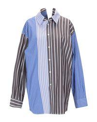 Marni Blue Hemd