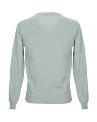 Alpha Studio Green Jumper for men