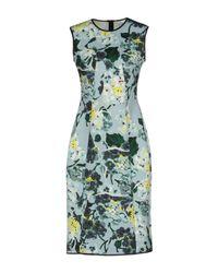 Erdem Blue Knee-length Dresses
