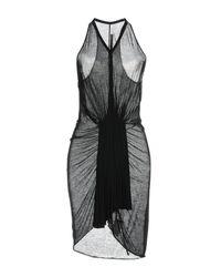 Rick Owens Lilies Black Top