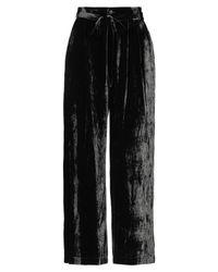 Pantalones Roberto Collina de color Black
