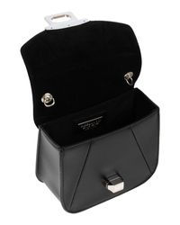 Ab Asia Bellucci - Black Cross-body Bag - Lyst