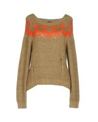 Pinko Multicolor Sweaters