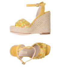 Paloma Barceló Multicolor Sandals