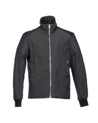 G-Star RAW Gray Jacket for men