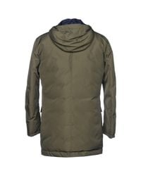Allegri Green Jacket for men