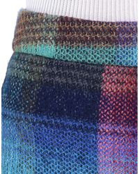 Missoni Blue Hose