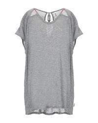 T-shirt di Rebello in Gray