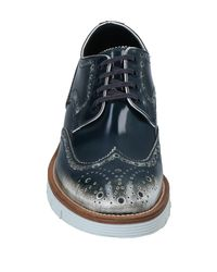 Barracuda Green Lace-up Shoe for men