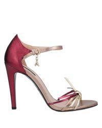 Patrizia Pepe Multicolor Sandals