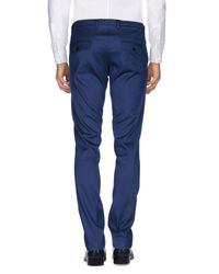 Drykorn Blue Casual Pants for men