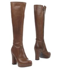 Fiorentini + Baker Brown Boots