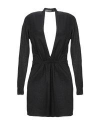 Vestito corto di Soallure in Black