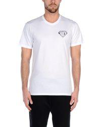 Iuter - Gray T-shirt for Men - Lyst