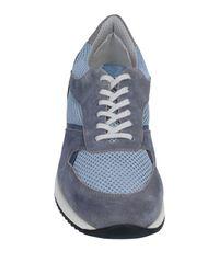 Alberto Guardiani Low Sneakers & Tennisschuhe in Gray für Herren