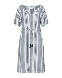 Velvet By Graham & Spencer White Knee-length Dress